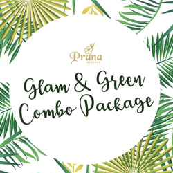 Glam & Green Combo Package