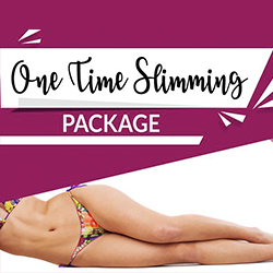 ONE-TIME SLIMMING PACKAGE