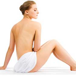 Whole Body Bleaching Body Scrubs and Whitening Treatments