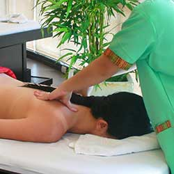 Back & Neck Massage Spa Rituals