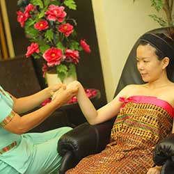 Hand Spa Hand & Foot Treatment