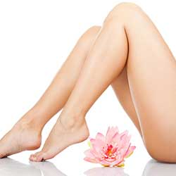 Lower Leg Painless Diode Laser Hair Removal