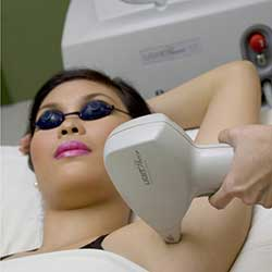 Underarms Painless Diode Laser Hair Removal
