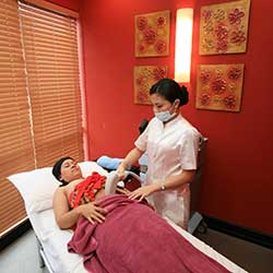 Tummy Painless Diode Laser Hair Removal