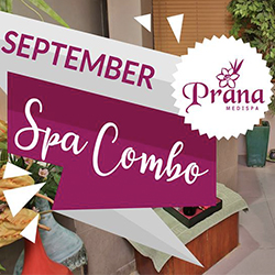 SEPTEMBER SPA COMBO Promo Packages 2017