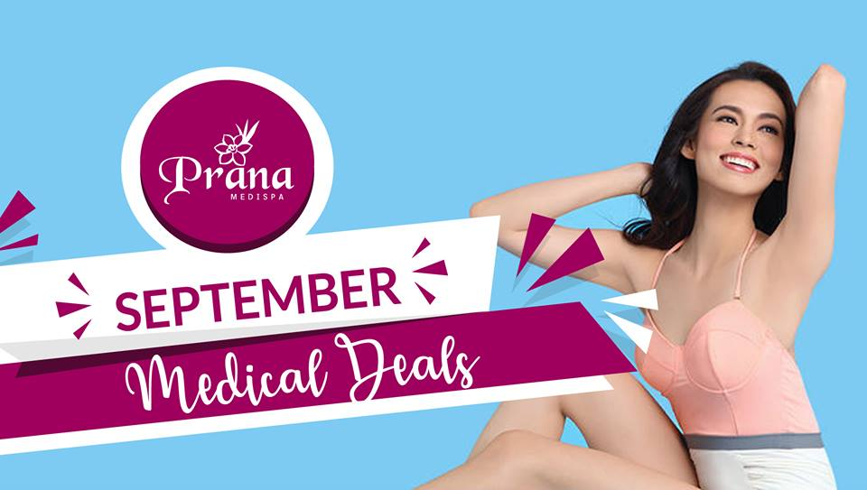 September Medical Deals