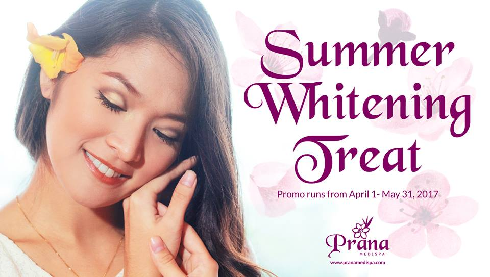 Summer Whitening Treat